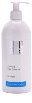Ziaja Med Hydrating Care balzam za telo z vlažilnim učinkom za suho in občutljivo kožo