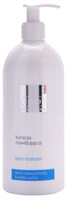 Ziaja Med Hydrating Care hranilni regeneracijski balzam za dehidrirano in zelo suho kožo