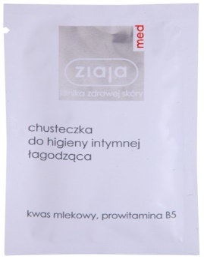 Ziaja Med Intimate Hygiene robček za intimno higieno s pomirjajočim učinkom