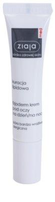 Ziaja Med Lipid Care crema fiziologica pentru zona ochilor si pentru piele sensibila si alergica