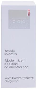 Ziaja Med Lipid Care crema fiziologica pentru zona ochilor si pentru piele sensibila si alergica 2