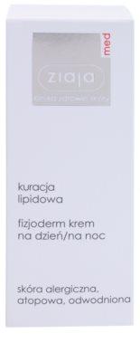 Ziaja Med Lipid Care fiziološka krema za obraz za atopijsko in alergično kožo 2
