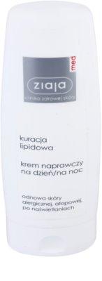 Ziaja Med Lipid Care erneuernde Creme Für Gesicht und Körper