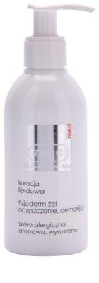Ziaja Med Lipid Care fizjologiczny żel oczyszczający do skóry atopowej i alergicznej