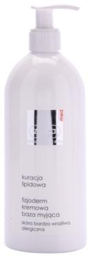 Ziaja Med Lipid Care physiologische Waschemulsion für allergiegeplagte und empfindliche Haut
