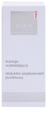 Ziaja Med Whitening Care ingrijire locala de stralucire impotriva petelor 2