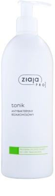 Ziaja Pro Cleansers Acne Skin antibakterielles Tonikum ohne Alkohol
