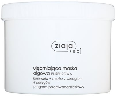 Ziaja Pro Alginate Masks máscara reforçadora