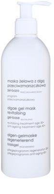 Ziaja Pro Alginate Masks protivrásková gelová maska