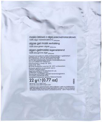 Ziaja Pro Alginate Masks máscara gel antirrugas 2