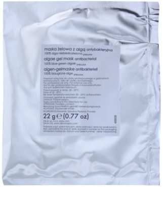 Ziaja Pro Alginate Masks Masca-gel antibateriala 2