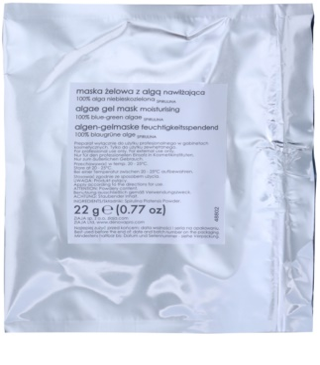 Ziaja Pro Alginate Masks máscara gel hidratante 2