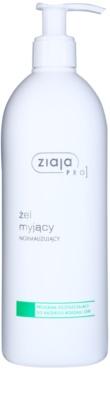 Ziaja Pro Cleansers All Skin Types čisticí gel na regulaci kožního mazu