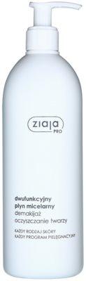 Ziaja Pro Cleansers All Skin Types oczyszczający płyn micelarny