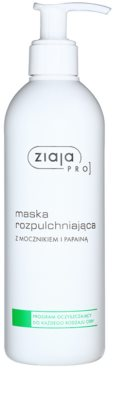 Ziaja Pro Cleansers All Skin Types mascarilla suavizante con urea y papaína