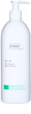 Ziaja Pro Cleansers All Skin Types tónico refrescante sin alcohol