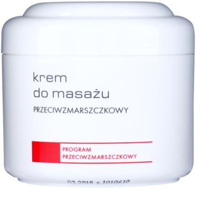Ziaja Pro Anti-Wrinkle creme de massagem antirrugas