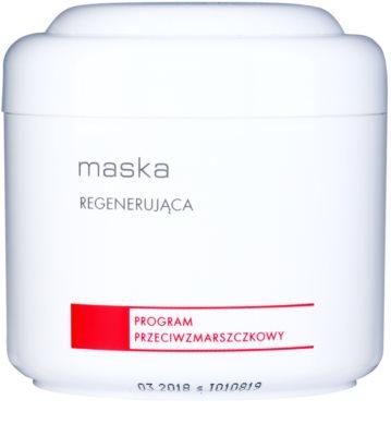 Ziaja Pro Anti-Wrinkle masca pentru regenerare