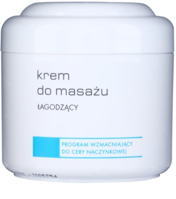 Ziaja Pro Capillary Skin Creme calmante para massagem