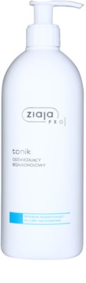 Ziaja Pro Capillary Skin osvěžující tonikum bez alkoholu