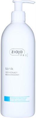 Ziaja Pro Capillary Skin tonic revigorant fara alcool