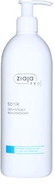 Ziaja Pro Capillary Skin освіжаючий тонік без алкоголя