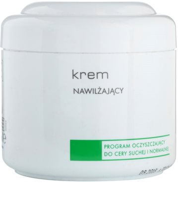 Ziaja Pro Cleansers Dry and Normal Skin krem nawilżający