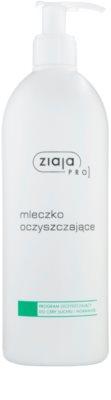 Ziaja Pro Cleansers Dry and Normal Skin čistilno mleko za odstranjevanje ličil