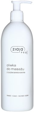 Ziaja Pro Final Care aceite para masaje para rostro y cuerpo