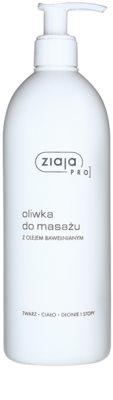 Ziaja Pro Final Care masážní olej na obličej a tělo