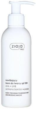 Ziaja Pro Final Care creme facial hidratante SPF 50+