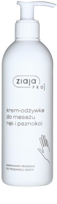 Ziaja Pro Hand Care creme de massagem nutritivo para mãos e unhas