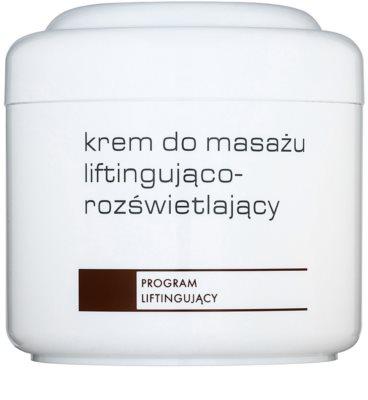 Ziaja Pro Lifting masažna krema za posvetlitev in zgladitev kože