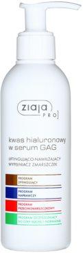 Ziaja Pro Multi-Care liftingujące i nawilżające serum do wypełniania zmarszczek