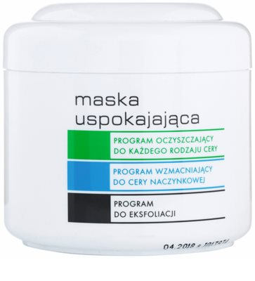 Ziaja Pro Multi-Care máscara facial calmante