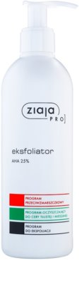 Ziaja Pro Multi-Care gel esfoliante com AHA 25%