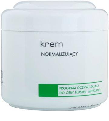 Ziaja Pro Cleansers Oily and Combination Skin crema pentru reglarea cantitatii de sebum.