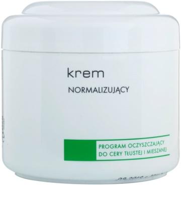 Ziaja Pro Cleansers Oily and Combination Skin creme para regulação do sebo cutâneo