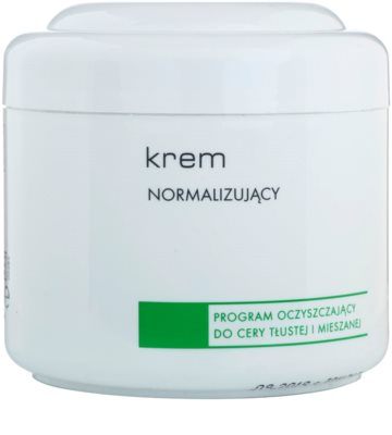 Ziaja Pro Cleansers Oily and Combination Skin Creme zur Regulierung der Talgproduktion