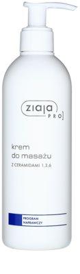 Ziaja Pro Remedial crema para masaje con ceramidas