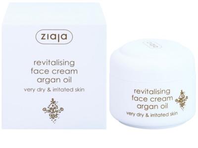 Ziaja Argan Oil Schutzcreme für sehr trockene Haut 1