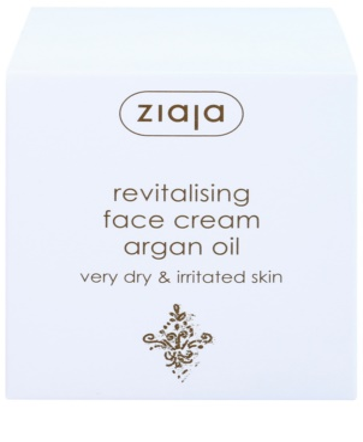 Ziaja Argan Oil Schutzcreme für sehr trockene Haut 2