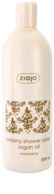 Ziaja Argan Oil tápláló krémszappan