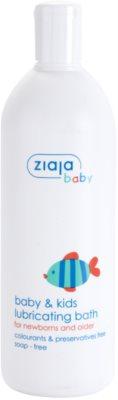 Ziaja Baby koupelový olej pro děti od narození