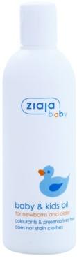 Ziaja Baby testápoló olaj gyermekeknek születéstől kezdődően
