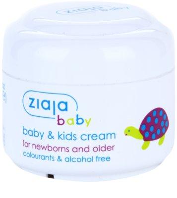 Ziaja Baby крем для дітей від народження