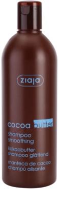 Ziaja Cocoa Butter sampon hranitor cu unt de cacao