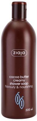 Ziaja Cocoa Butter krémové sprchové mydlo