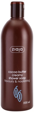 Ziaja Cocoa Butter кремообразен душ-сапун