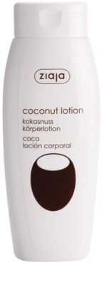 Ziaja Coconut testápoló tej